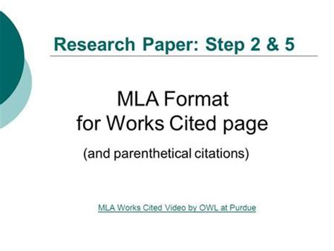 How To Use References In A Research Paper - Chairshunter